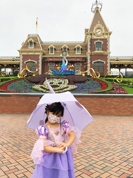 【打卡】香港迪士尼樂園打卡位。唔知你又影過未