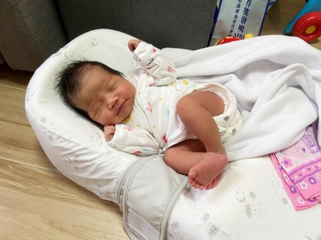【和牛B個妹。Login成長日記】一至三個月大嬰兒發展